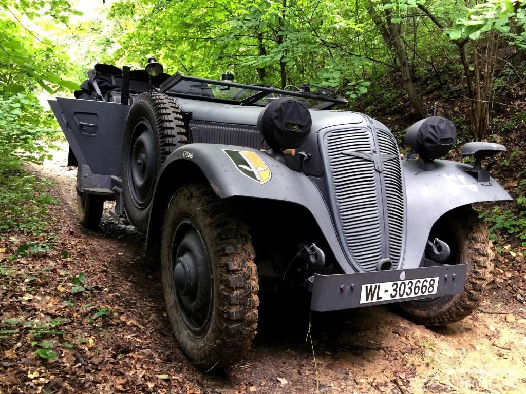 135631 - Легковые автомобили Третьего рейха