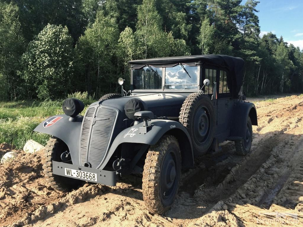 135633 - Легковые автомобили Третьего рейха