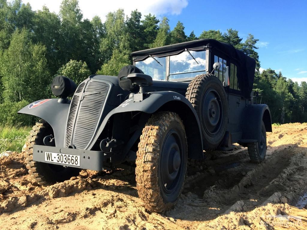 135635 - Легковые автомобили Третьего рейха