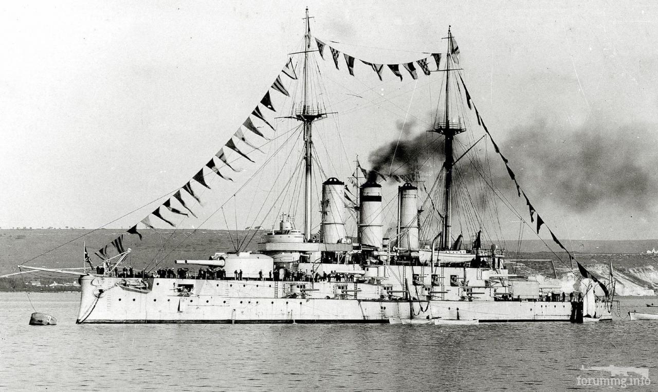 135698 - Паровой флот Российской Империи