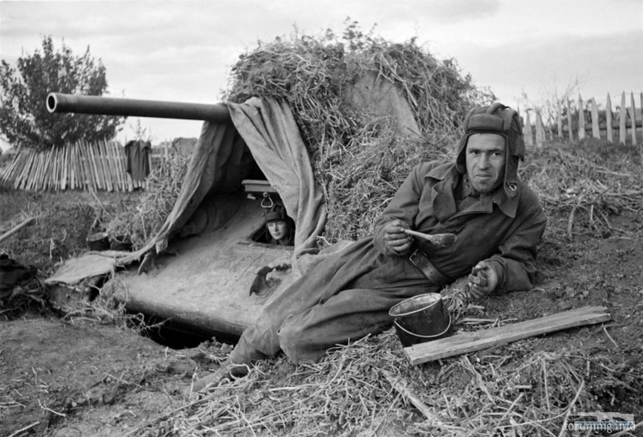 135731 - Военное фото 1941-1945 г.г. Восточный фронт.