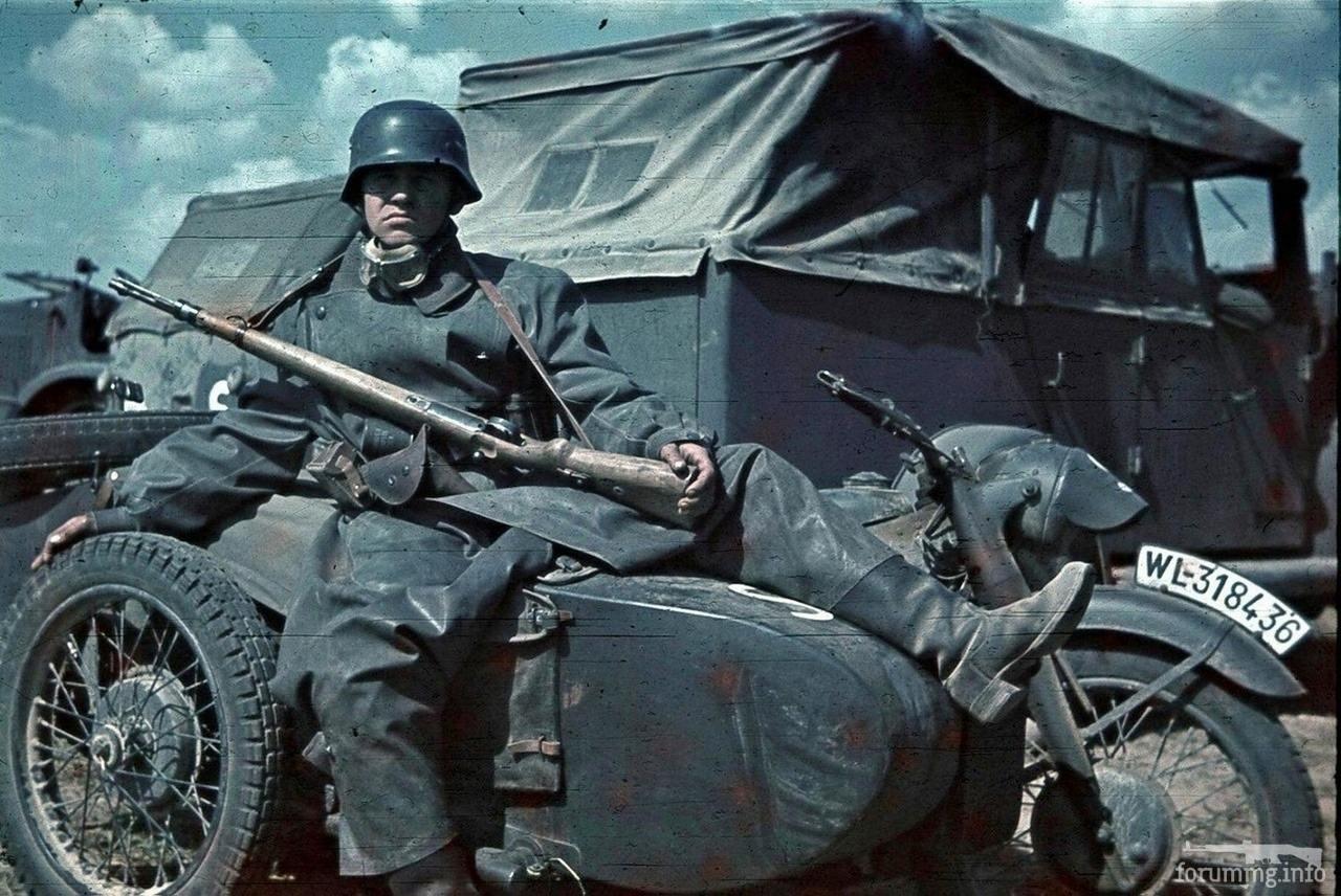 135802 - Военное фото 1941-1945 г.г. Восточный фронт.