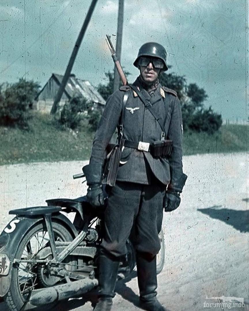135803 - Военное фото 1941-1945 г.г. Восточный фронт.