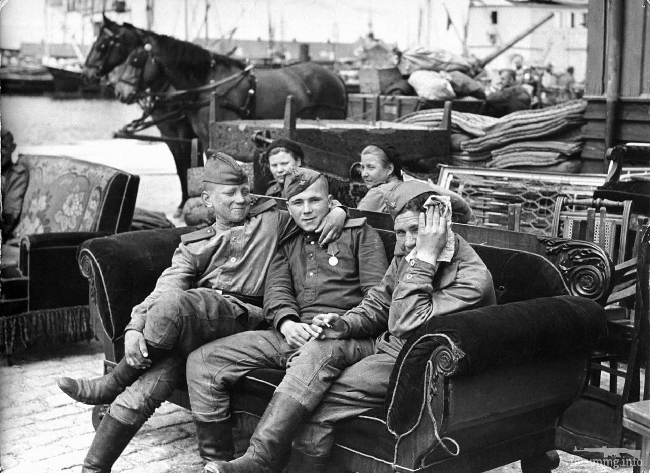 135837 - Военное фото 1941-1945 г.г. Восточный фронт.