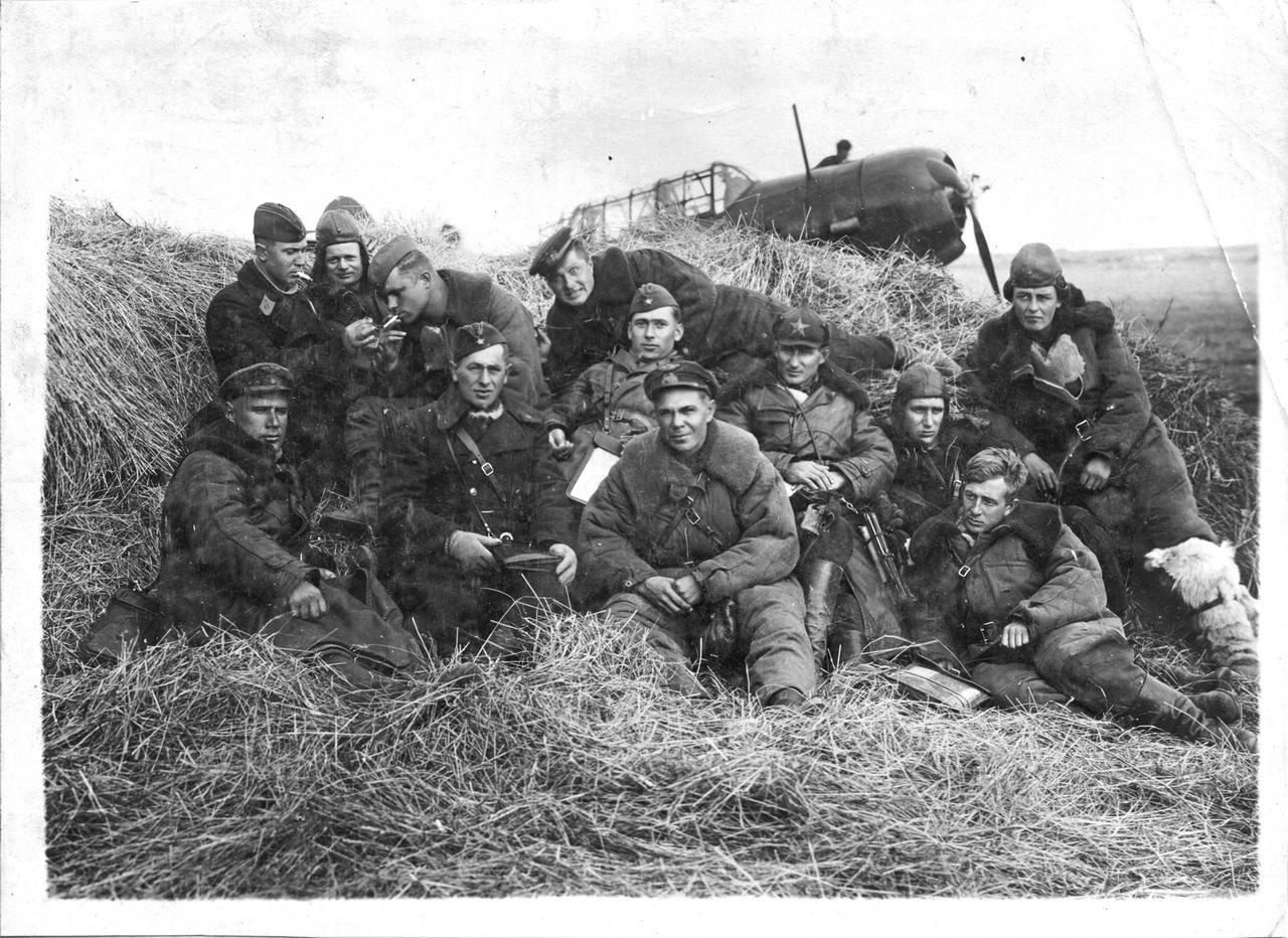 135894 - Военное фото 1941-1945 г.г. Восточный фронт.
