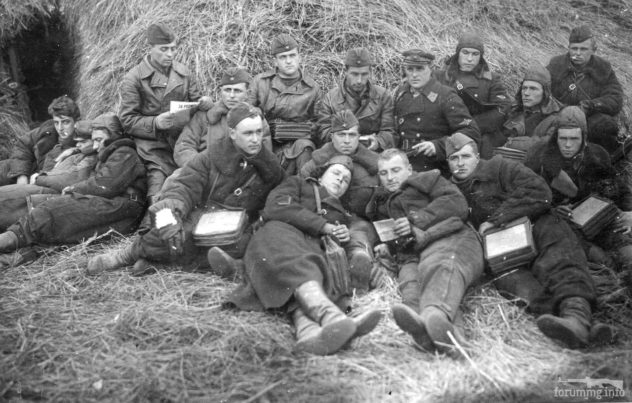 135895 - Военное фото 1941-1945 г.г. Восточный фронт.
