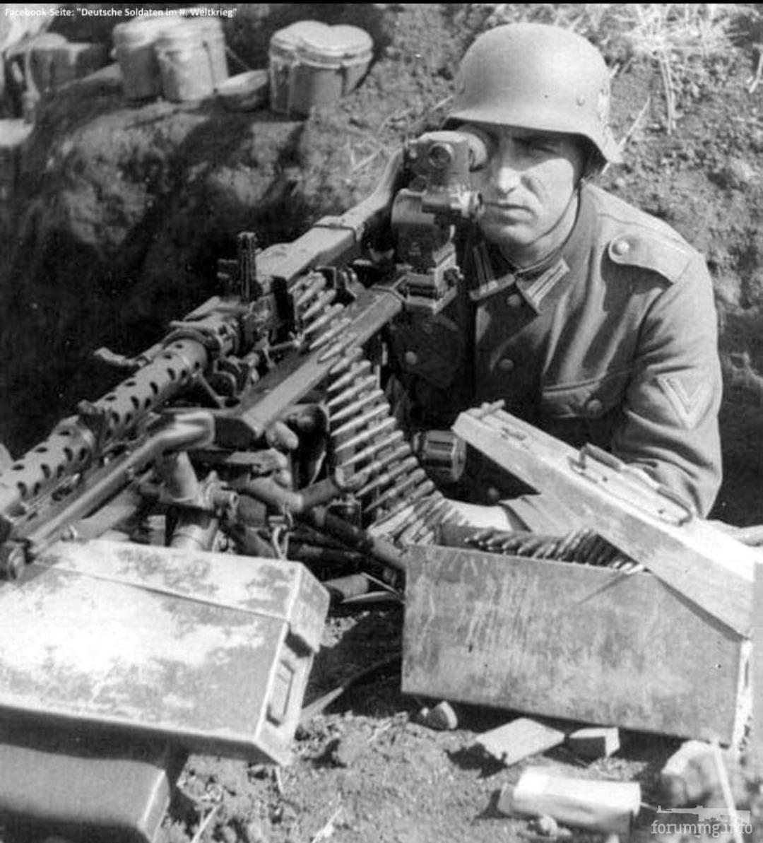 135948 - Все о пулемете MG-34 - история, модификации, клейма и т.д.