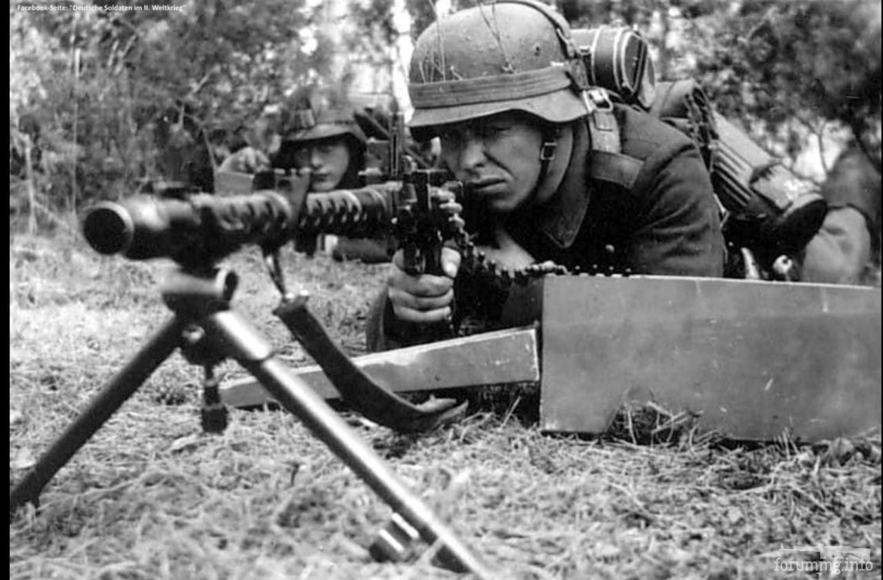 135949 - Все о пулемете MG-34 - история, модификации, клейма и т.д.