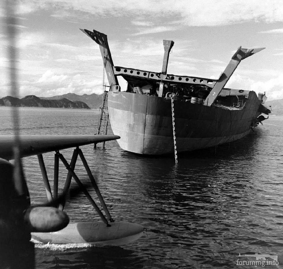 136007 - Недостроенный авианосец IJN Aso