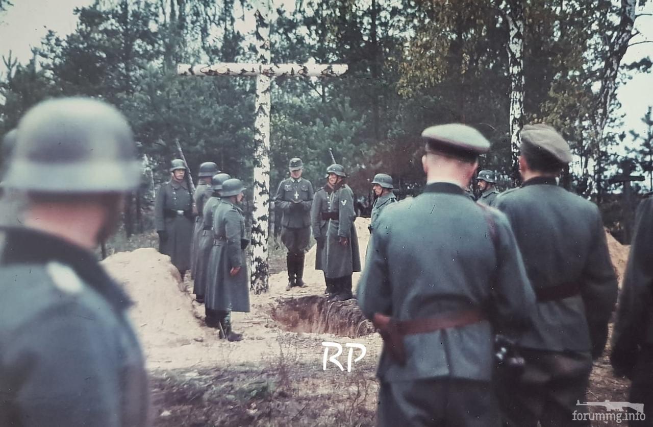 136088 - Военное фото 1941-1945 г.г. Восточный фронт.