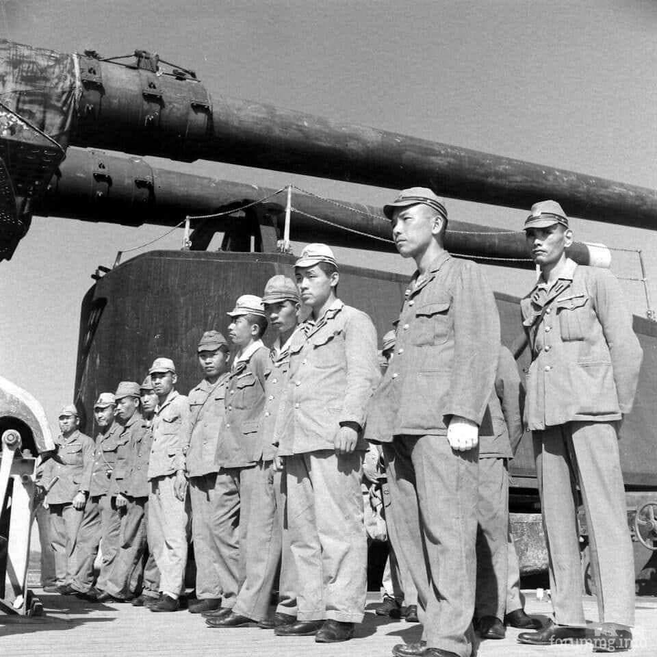 136152 - Военное фото 1941-1945 г.г. Тихий океан.