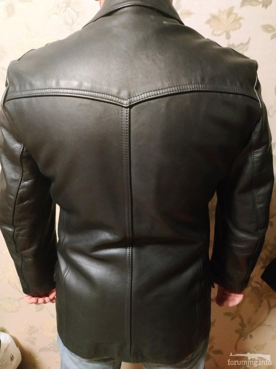 136230 - Шкіряна куртка/бушлат поліції Німечини