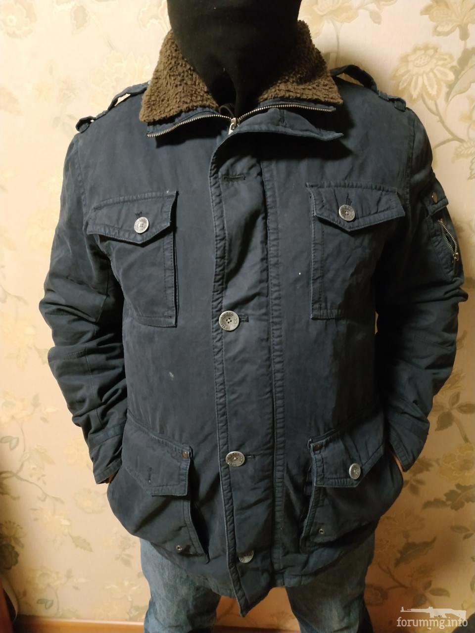 136424 - Тепла куртка в мілітарі стилі