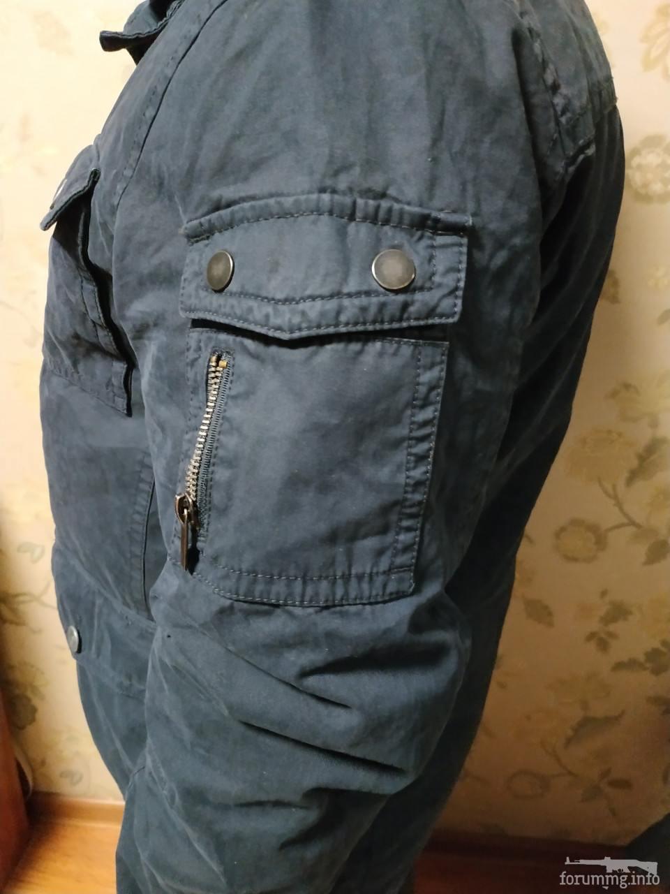 136425 - Тепла куртка в мілітарі стилі