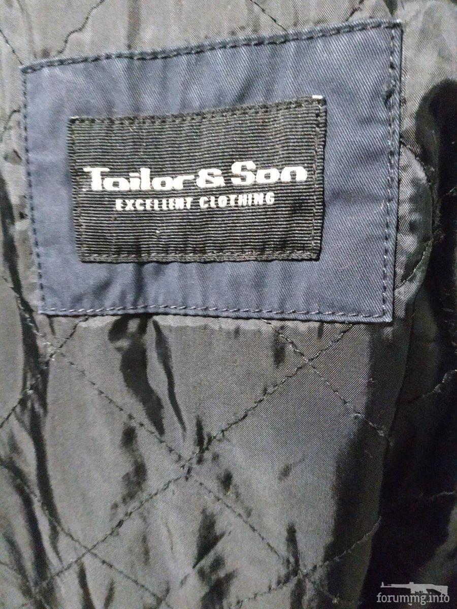 136429 - Тепла куртка в мілітарі стилі