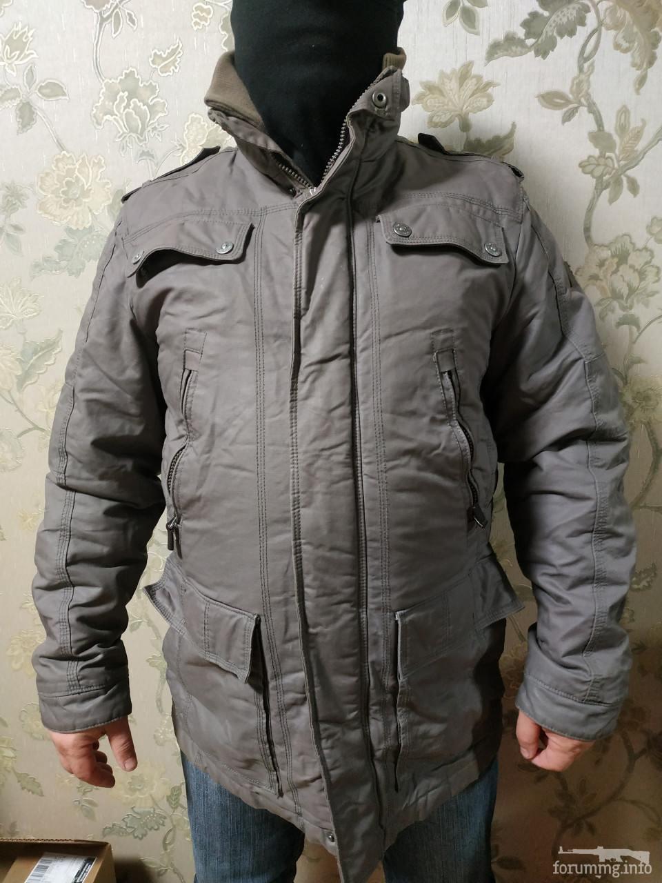 136430 - Тепла куртка в мілітарі стилі