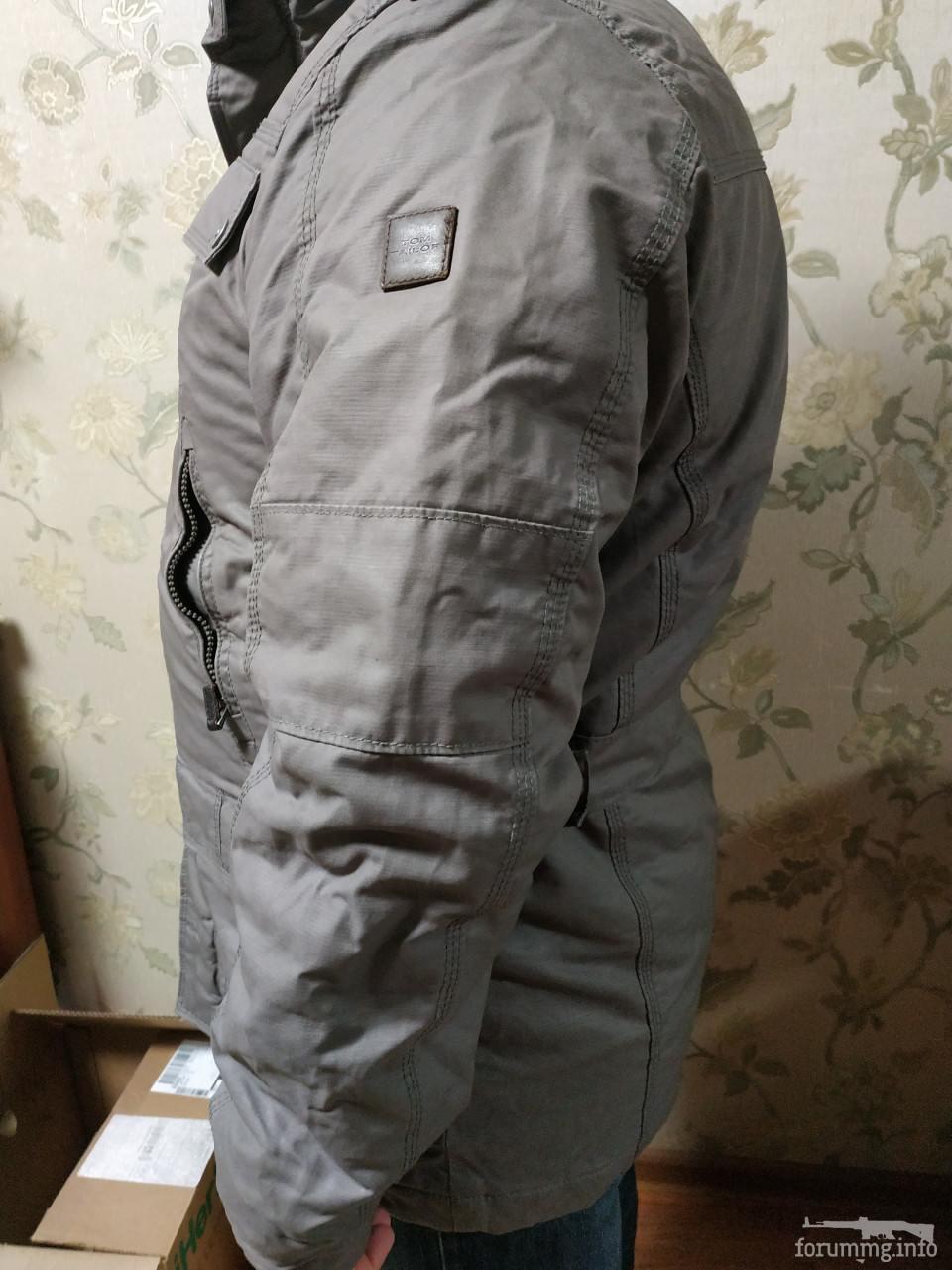 136431 - Тепла куртка в мілітарі стилі
