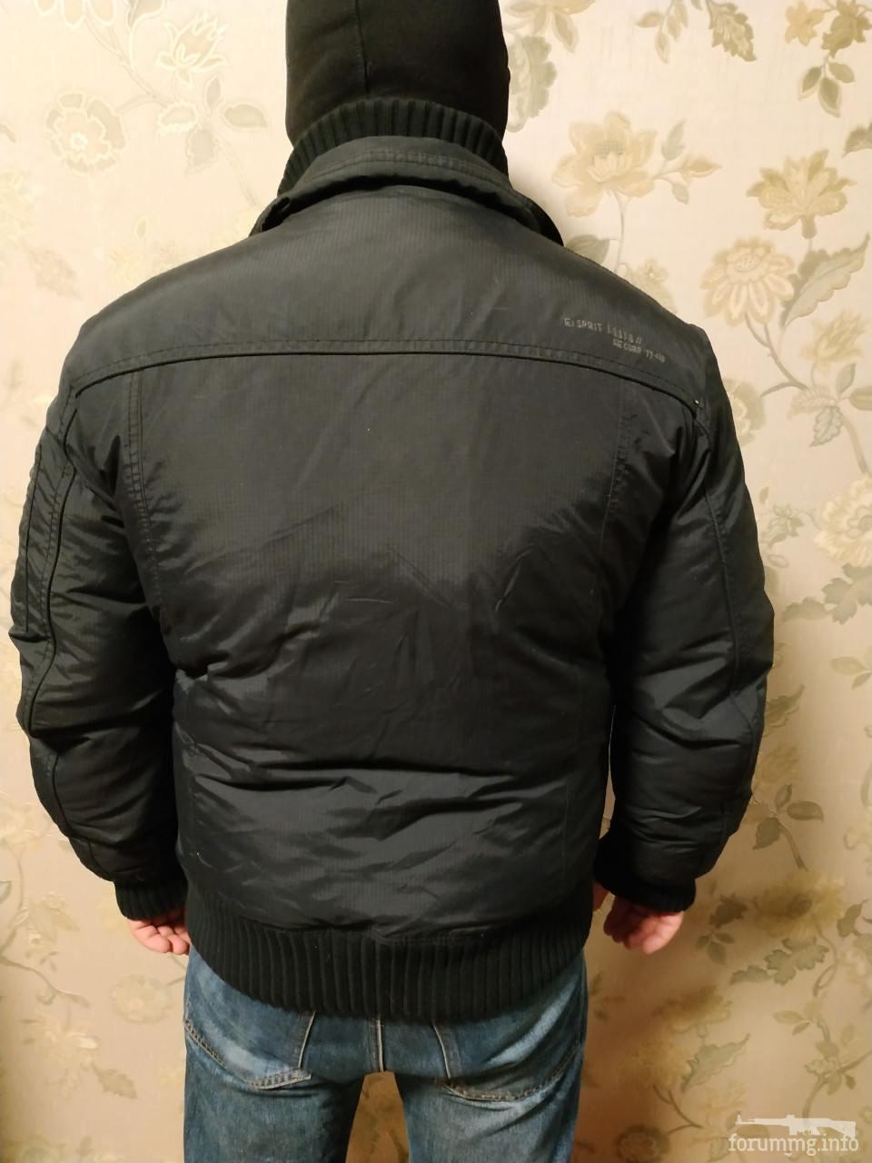 136437 - Тепла пухова куртка бомбер