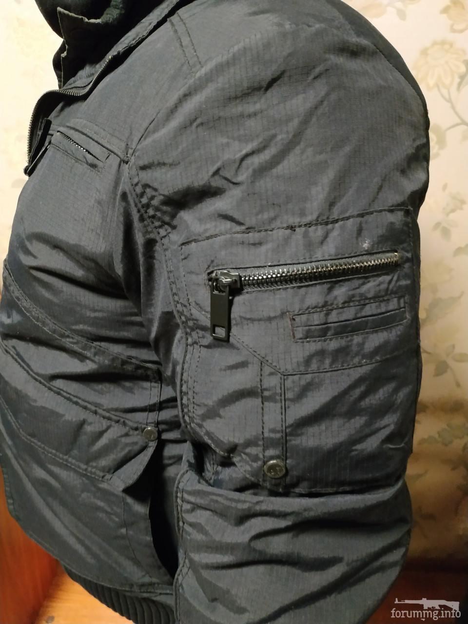 136439 - Тепла пухова куртка бомбер