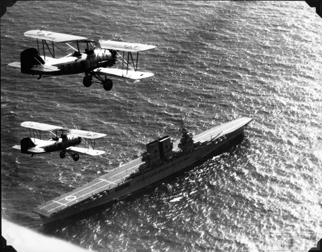 13645 - Два авианосца