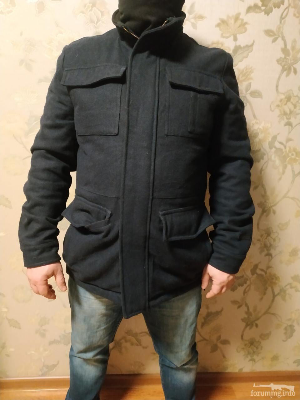 136460 - Тепла куртка в мілітарі стилі