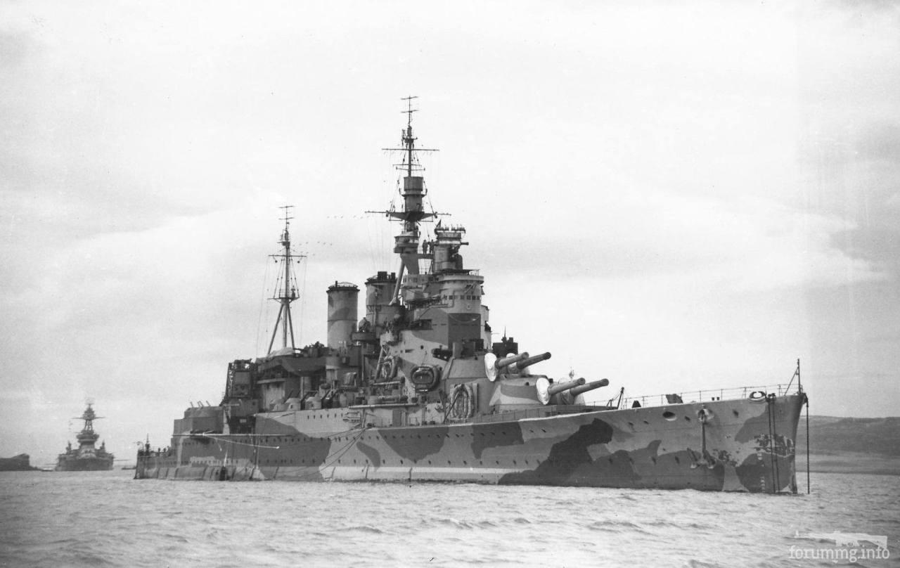 136527 - Линейный крейсер HMS Renown
