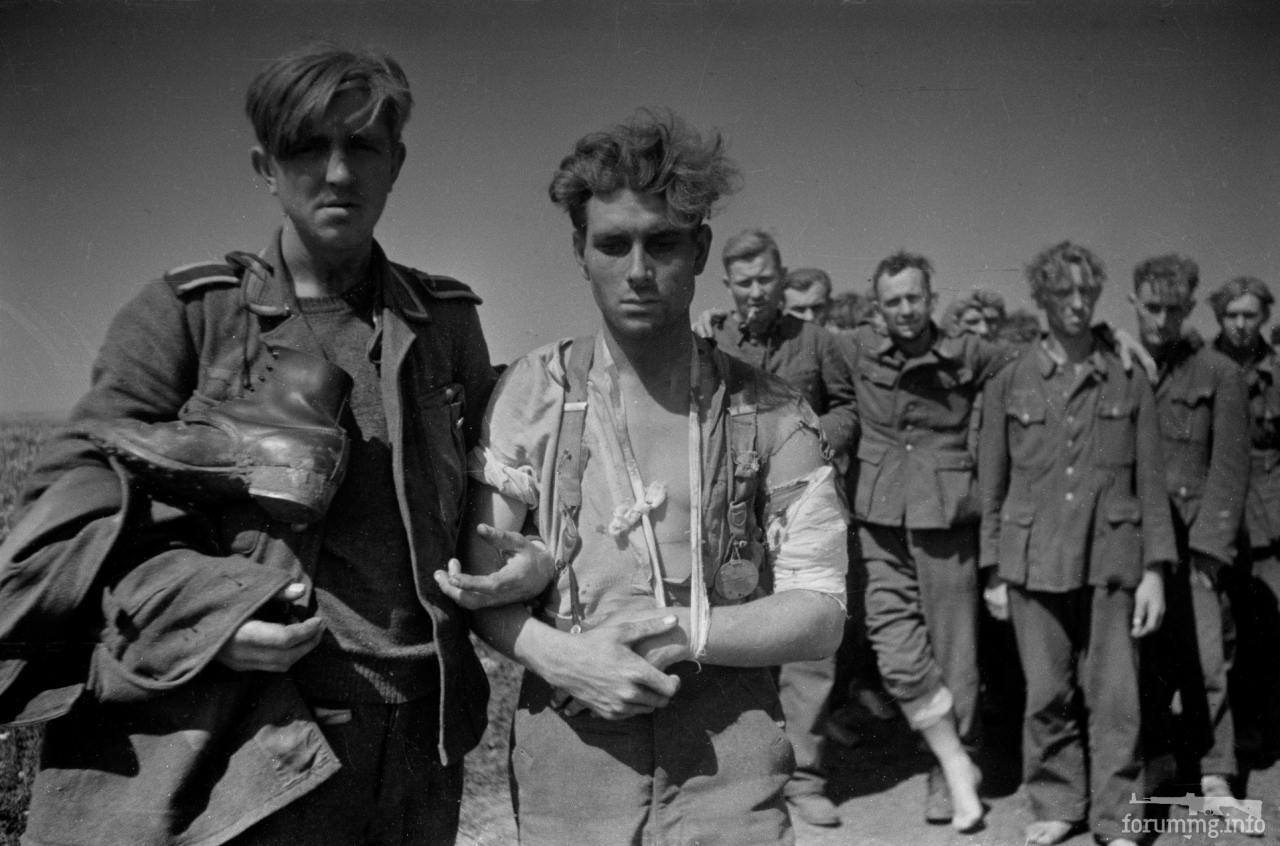 136554 - Военное фото 1941-1945 г.г. Восточный фронт.