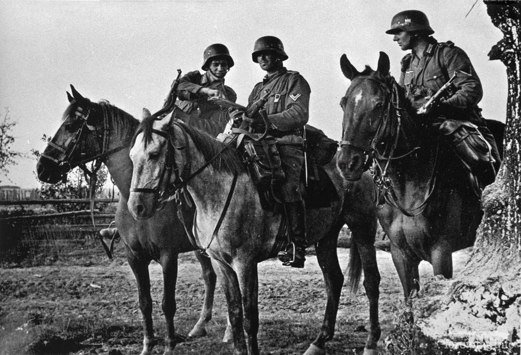 137093 - Лето 1941г,немецкие фото.