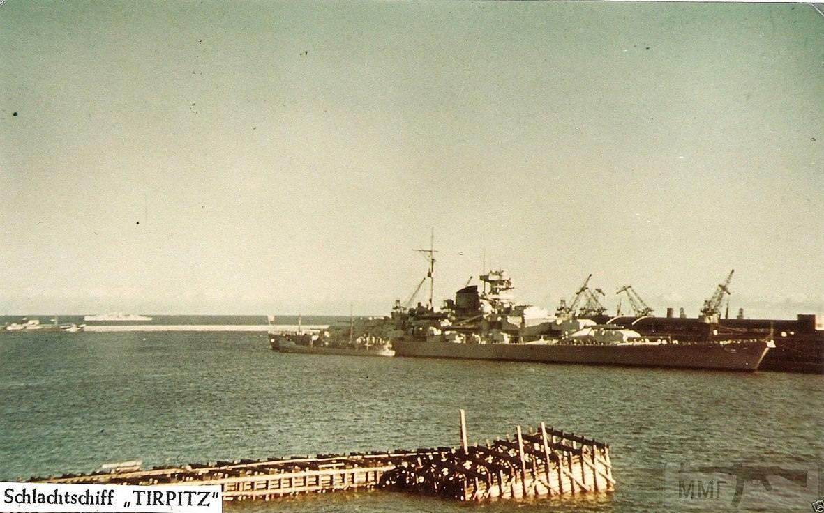 13758 - Линкор Tirpitz