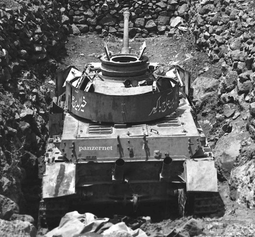 """13764 - Служба немецких """"коробочек"""" после войны..."""