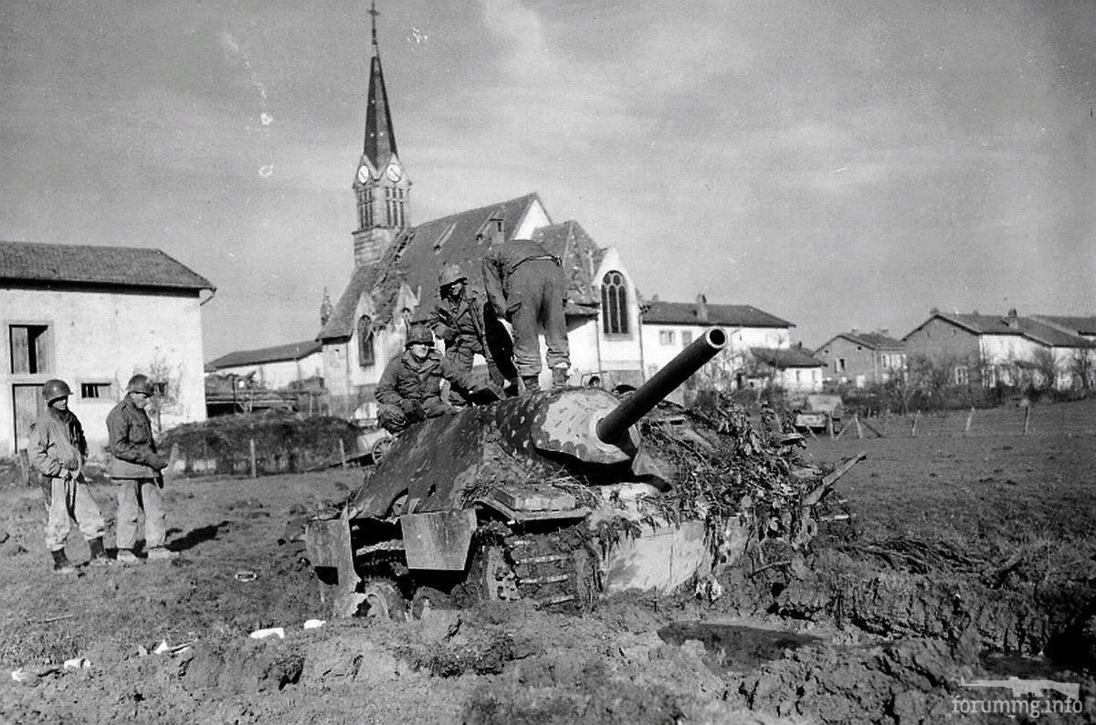 137647 - Военное фото 1939-1945 г.г. Западный фронт и Африка.
