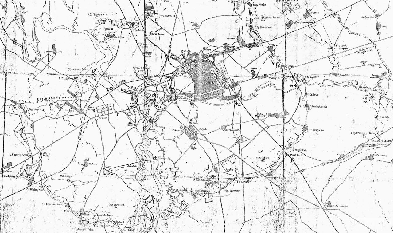 137774 - Беларусь. Фортификация ПМВ