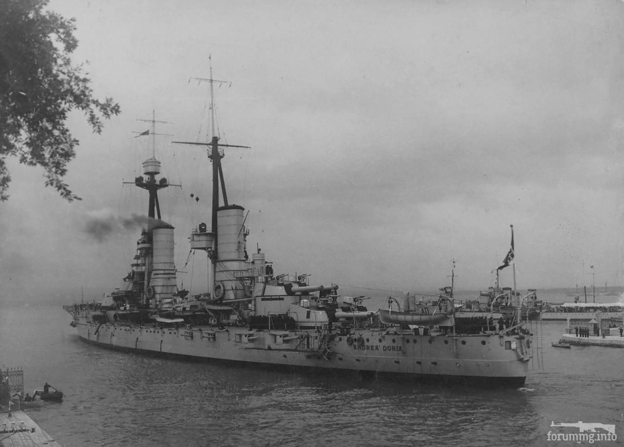 137939 - Regia Marina - Italian Battleships Littorio Class и другие...