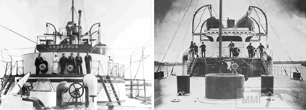 13798 - Башни HMVS Cerberus