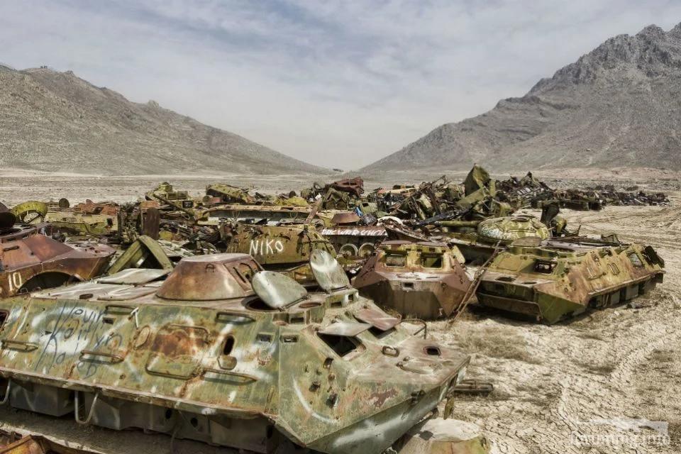 137993 - Вовчики и Юрчики - события в Центральной Азии