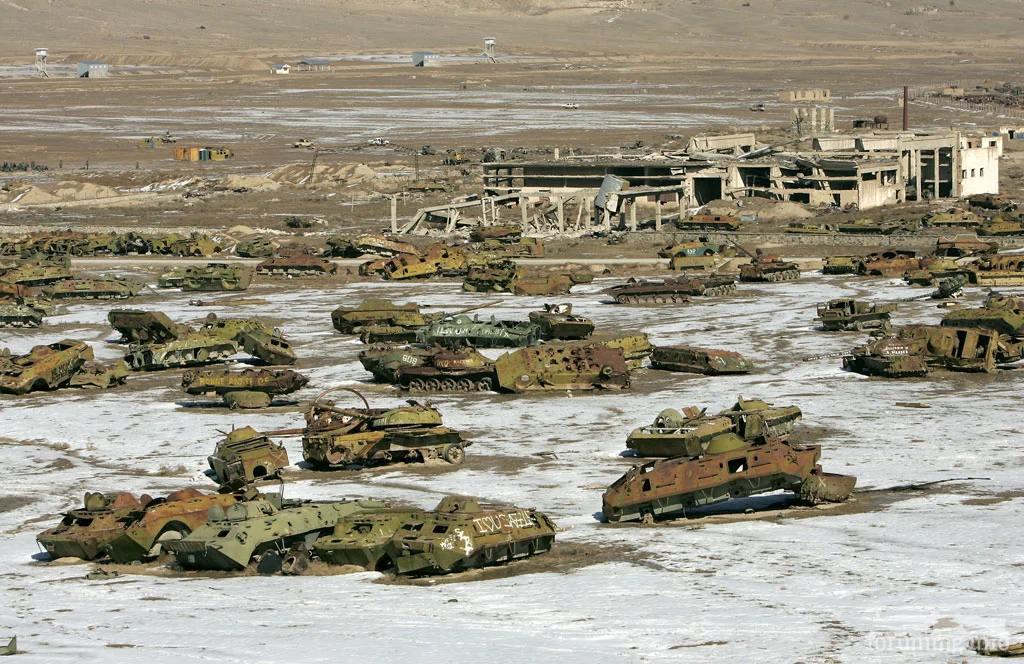 137994 - Вовчики и Юрчики - события в Центральной Азии