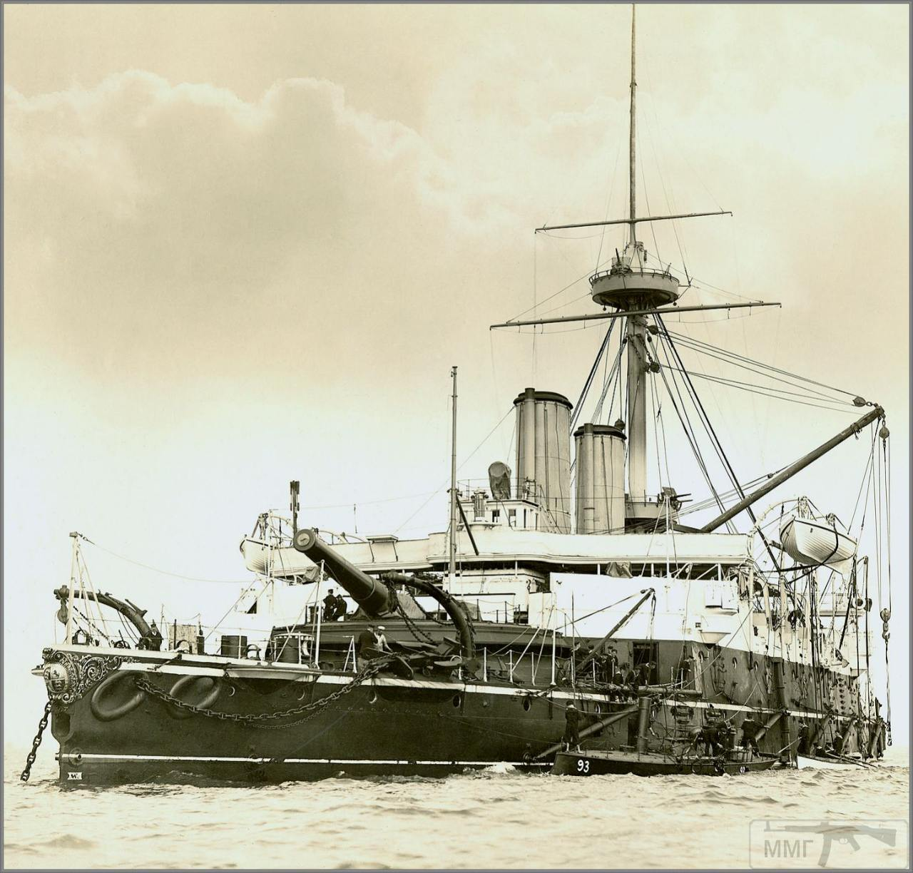 13804 - Броненосцы, дредноуты, линкоры и крейсера Британии