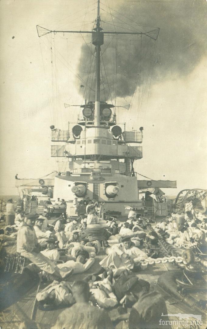 138056 - На палубе линкора SMS Friedrich der Grosse