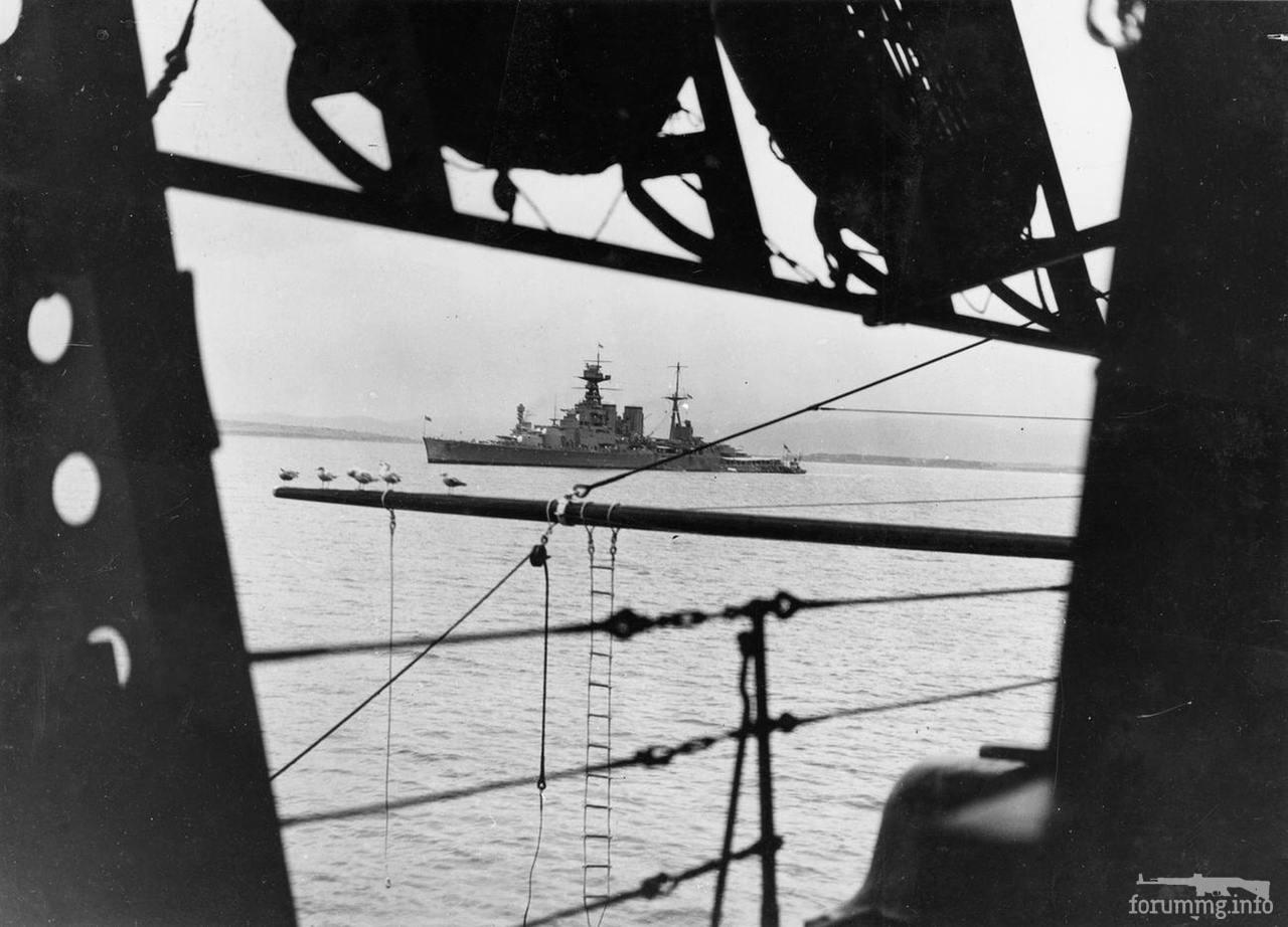 138059 - Линейный крейсер HMS Hood