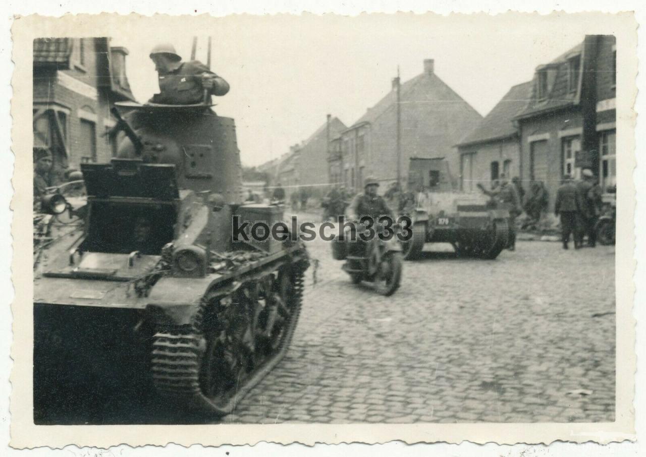 138123 - Французская кампания 1939-1940
