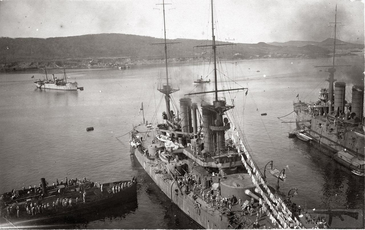 13814 - Паровой флот Российской Империи