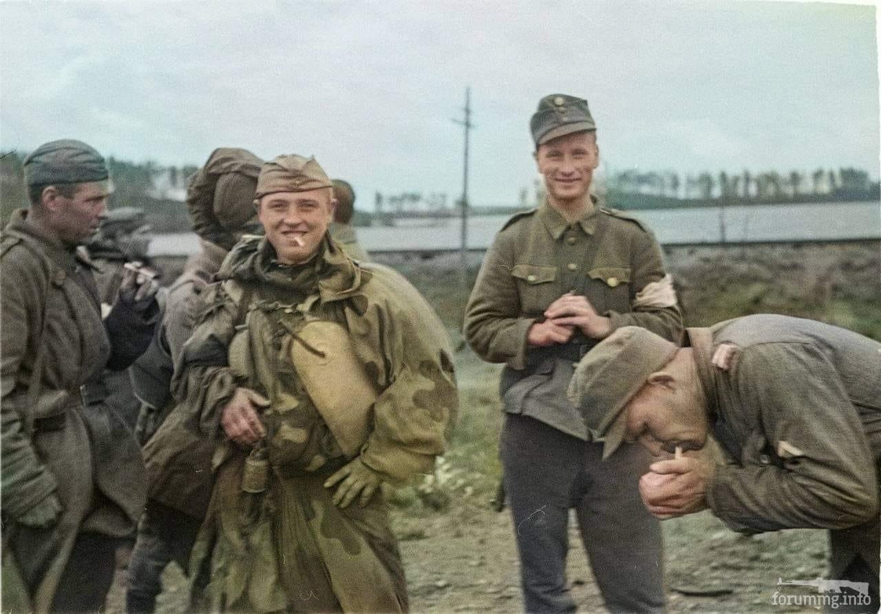 138198 - Военное фото 1941-1945 г.г. Восточный фронт.