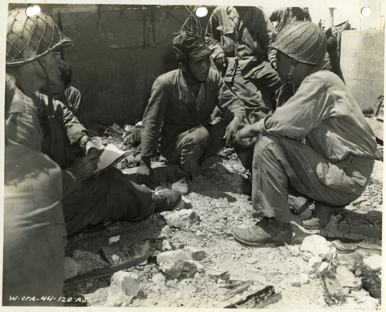 138211 - Военное фото 1941-1945 г.г. Тихий океан.