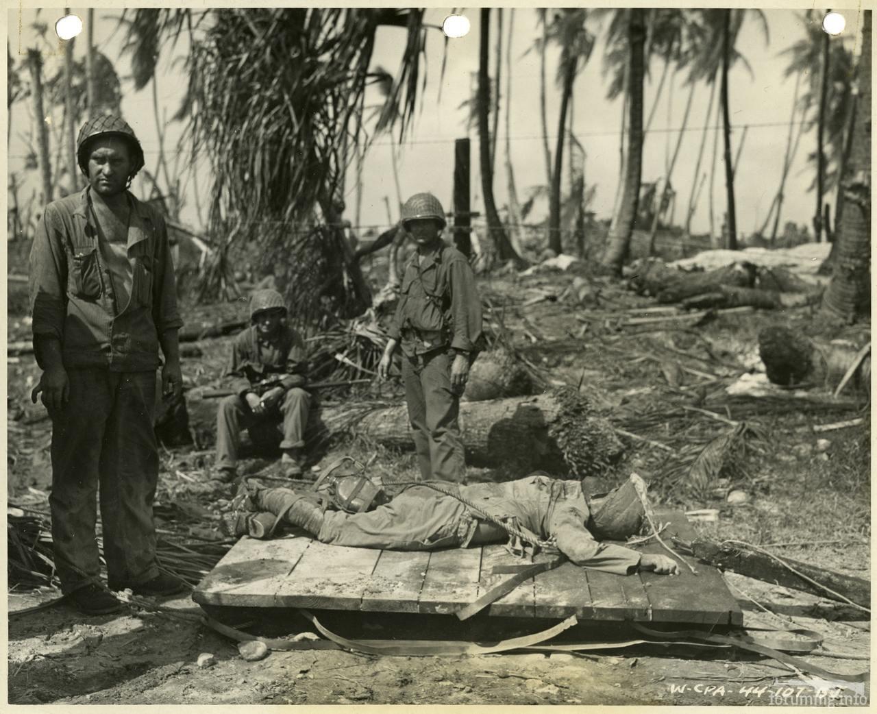 138212 - Военное фото 1941-1945 г.г. Тихий океан.