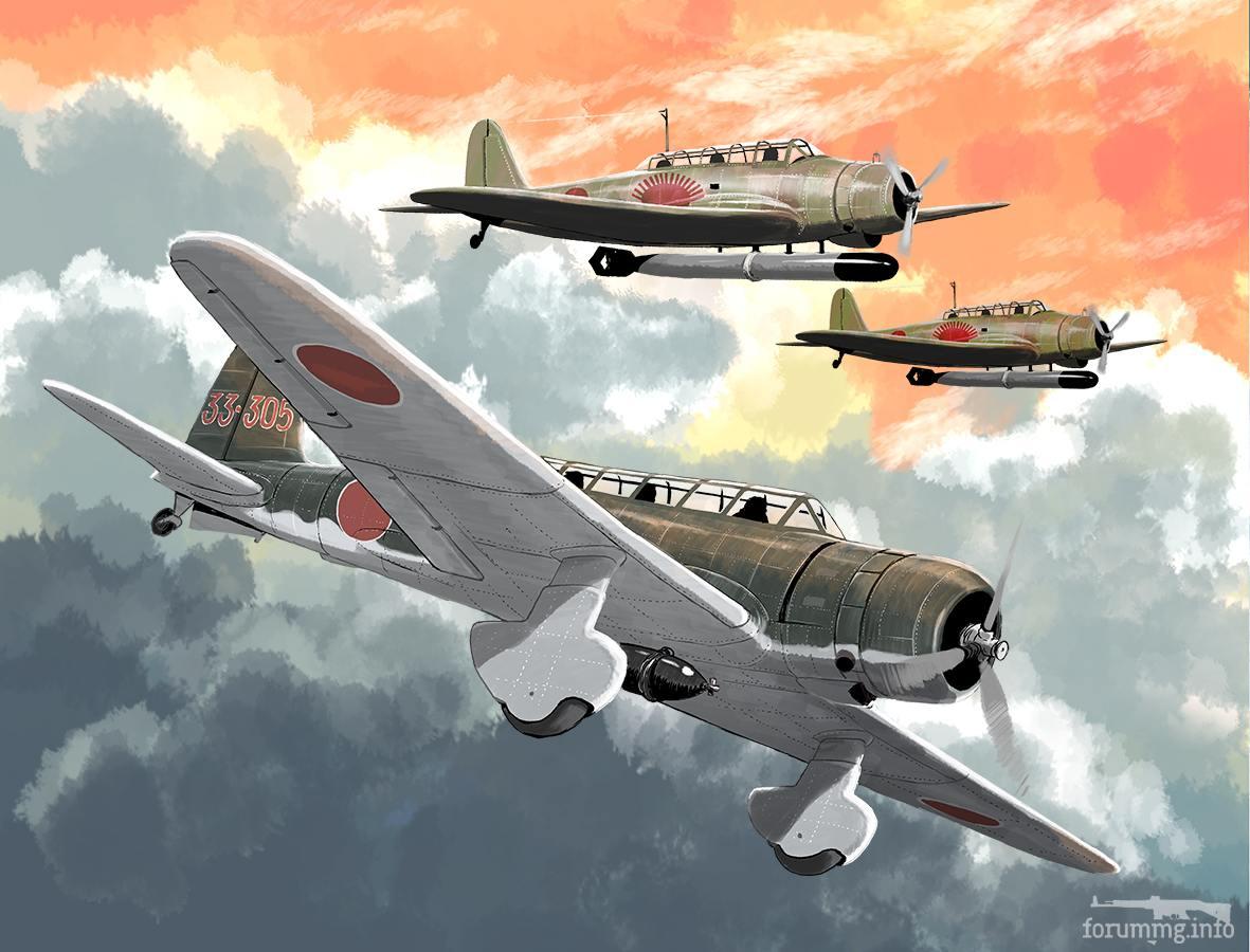 138343 - Художественные картины на авиационную тематику
