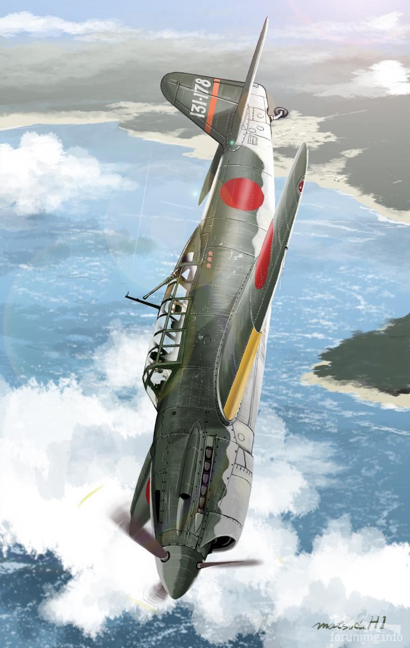 138347 - Художественные картины на авиационную тематику