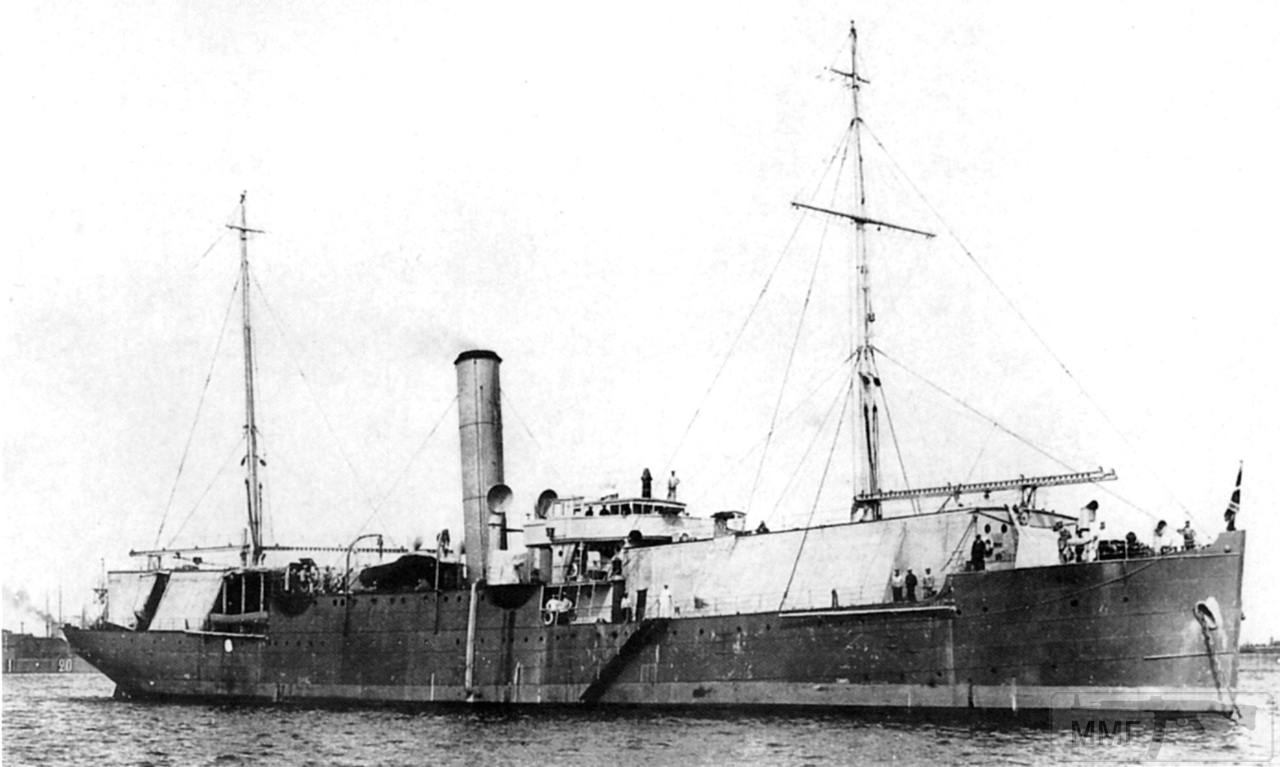 13861 - Паровой флот Российской Империи