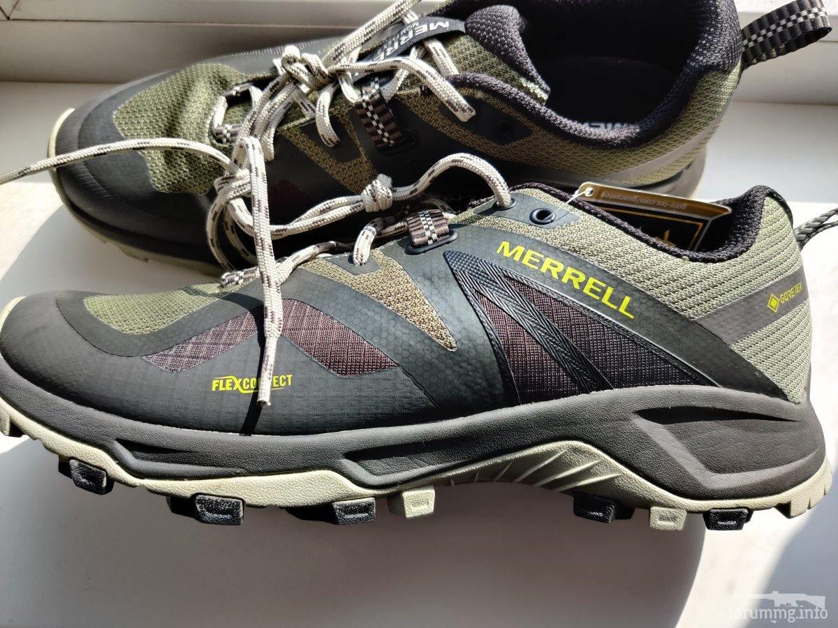 138708 - Оригинальные трекинговые кроссовки Merrell MQM Flex Gore-Tex J033705