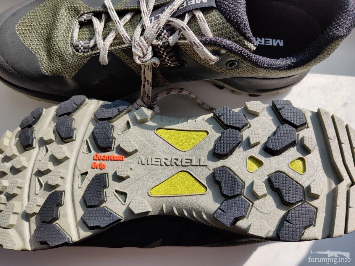 138709 - Оригинальные трекинговые кроссовки Merrell MQM Flex Gore-Tex J033705