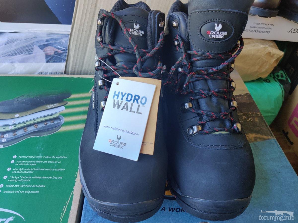 138726 - Новые ботинки Grouse Creek Waterproof 43-45р